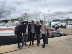 Boat training april 2016